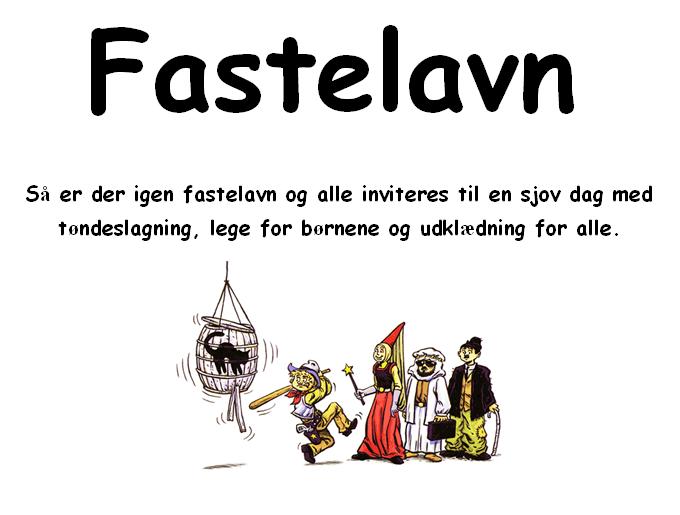 fastelavn 2016